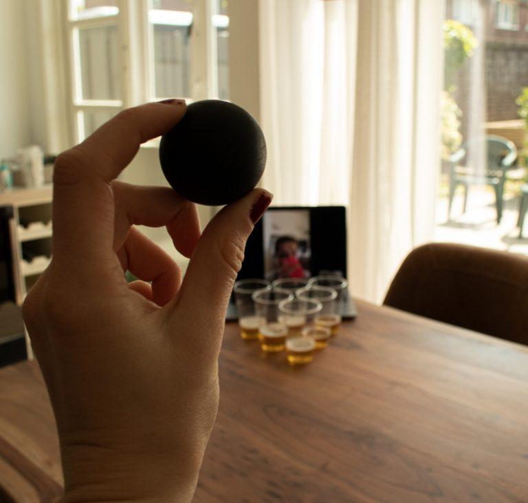 Beertual Pong