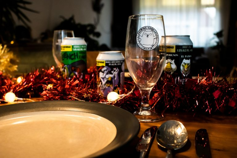Blog- How beer can pimp your Christmas dinner!
