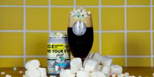 Stout Bier en Uiltje Brewing Company