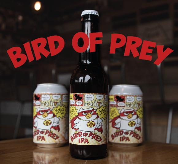 The Amazing Bird of Prey