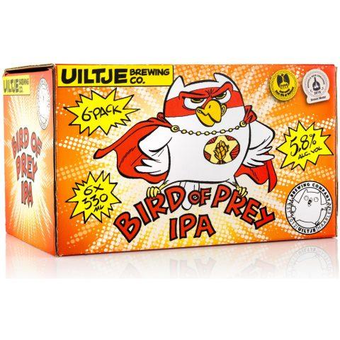 Uiltje- Bird of Prey- Sixpack