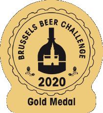 Brussel Beer Challenge Gold 2020