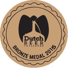Dutch Beer Challenge Bronze 2015