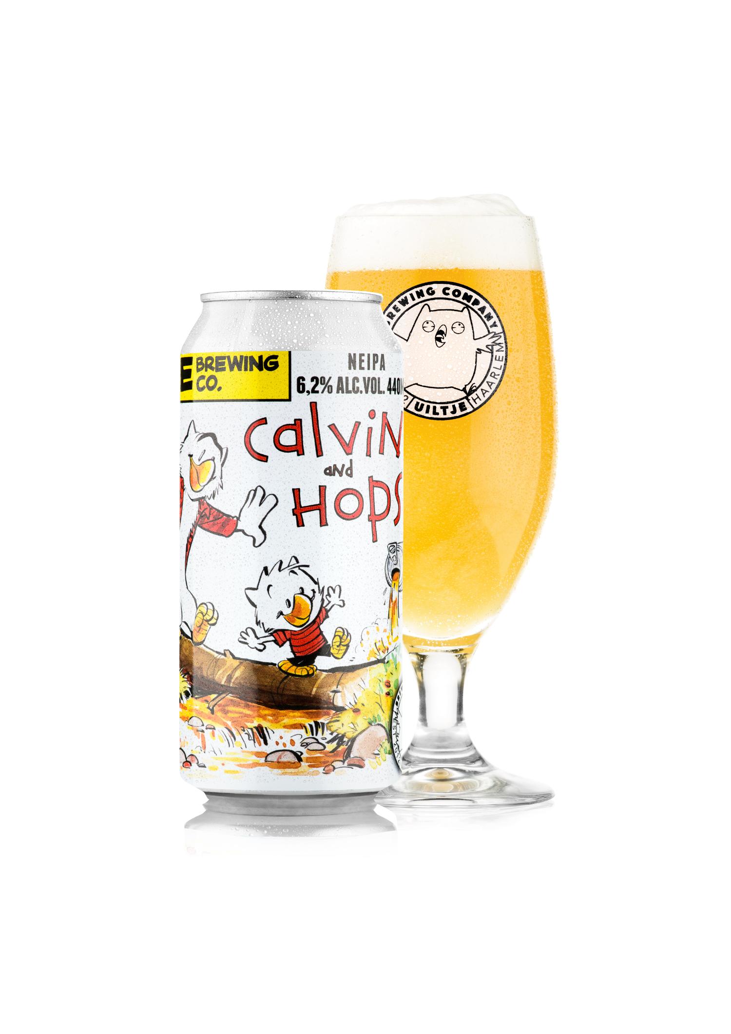 Calvin & Hops