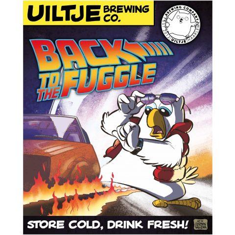 Uiltje- Back To The Fuggle- Poster