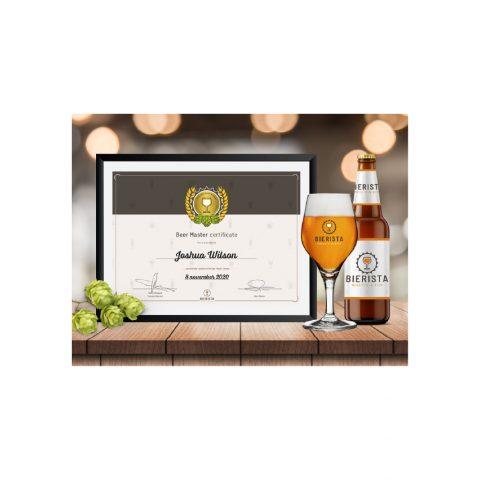 Uiltje x Bierista- Bierista Beer Master Course