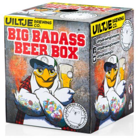 Uiltje- Big Badass Beer Box
