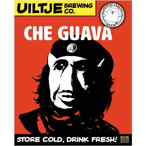 Uiltje- Che Guava- Poster