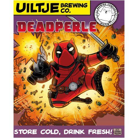 Uiltje- Deadperle- Poster