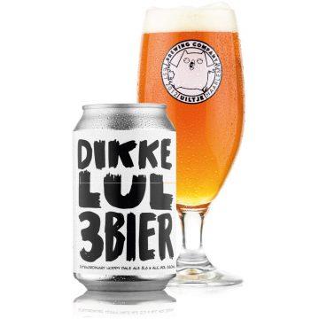 Uiltje- Dikke Lul 3 Bier- Blik