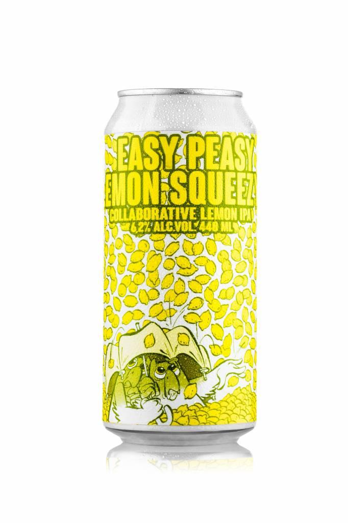 Uiltje- Easy Peasy Lemon Squeezy- Blik