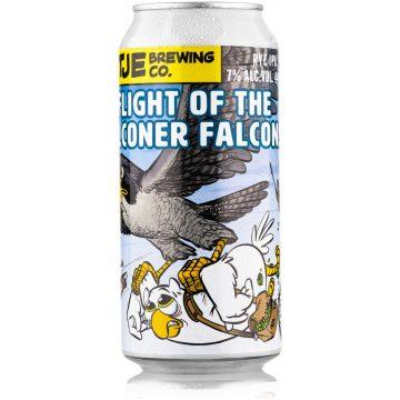 Uiltje- Flight Of The Falconer Falcons- Blik