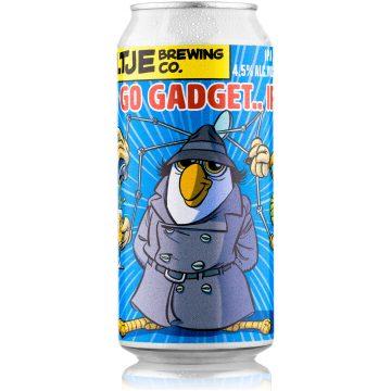 Uiltje- Go Go Gadget.. IPA!- Blik