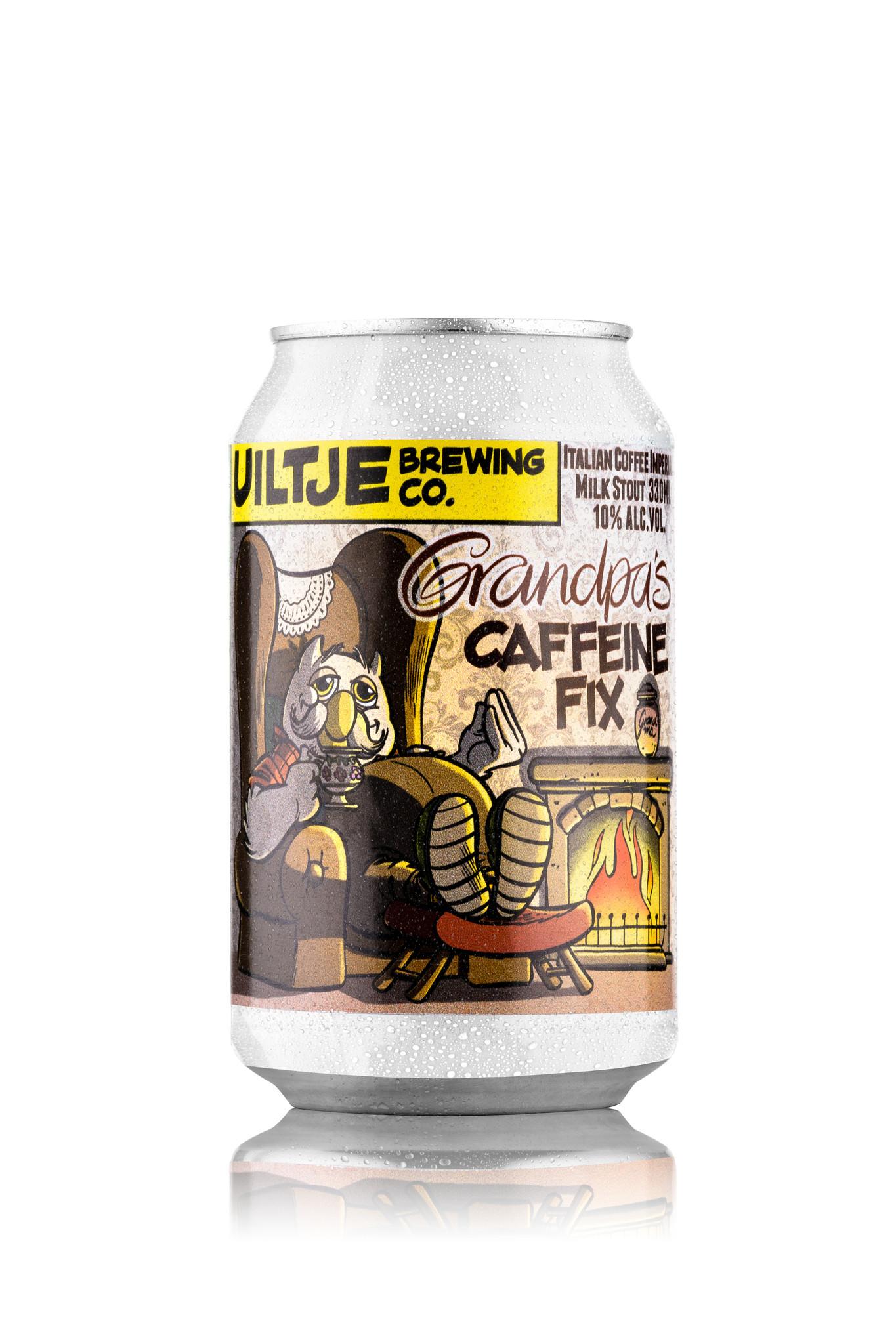Uiltje- Grandpa's Caffeïne fix vol.2- Blik
