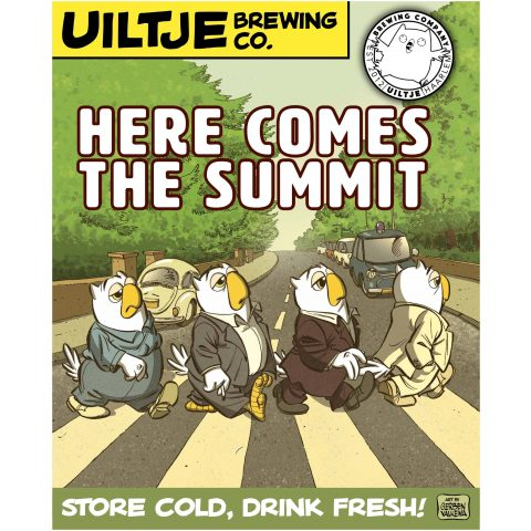 Uiltje- Here Comes The Summit- Poster