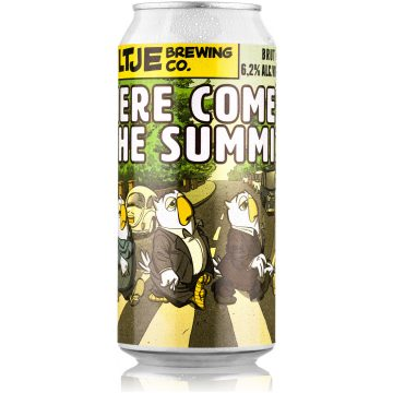Uiltje- Here Comes The Summit- Blik