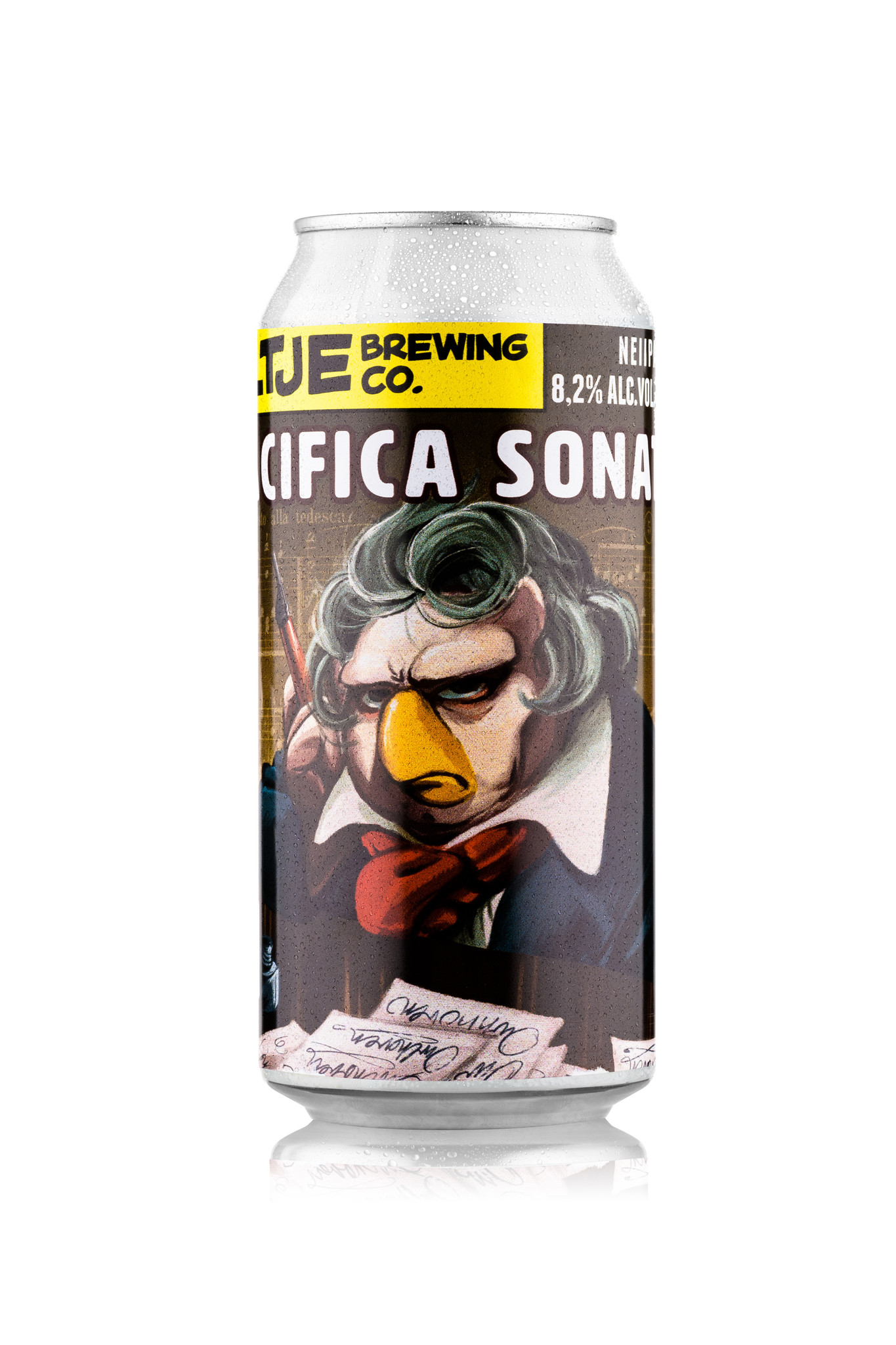Uiltje- Pacifica Sonata- Blik