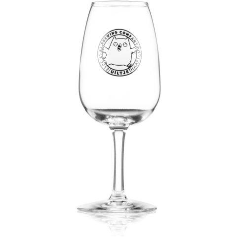 Uiltje- Tasting glas