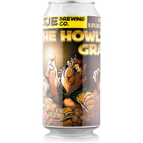 Uiltje- Howly Grail- Blik