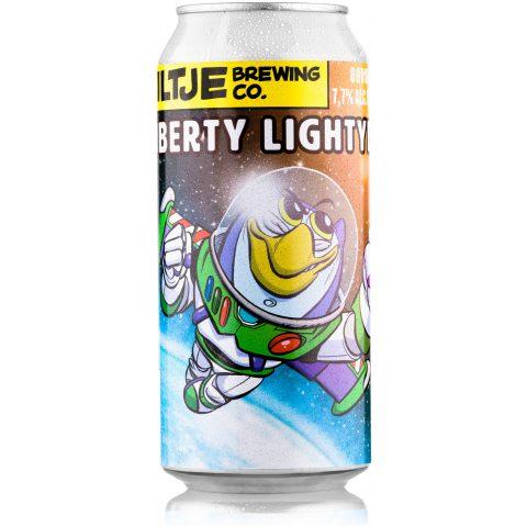 Uiltje- Liberty Lightyear- Blik