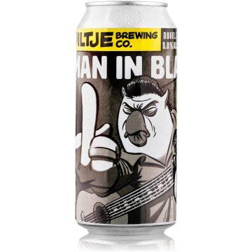 Uiltje- Man In Black- Blik