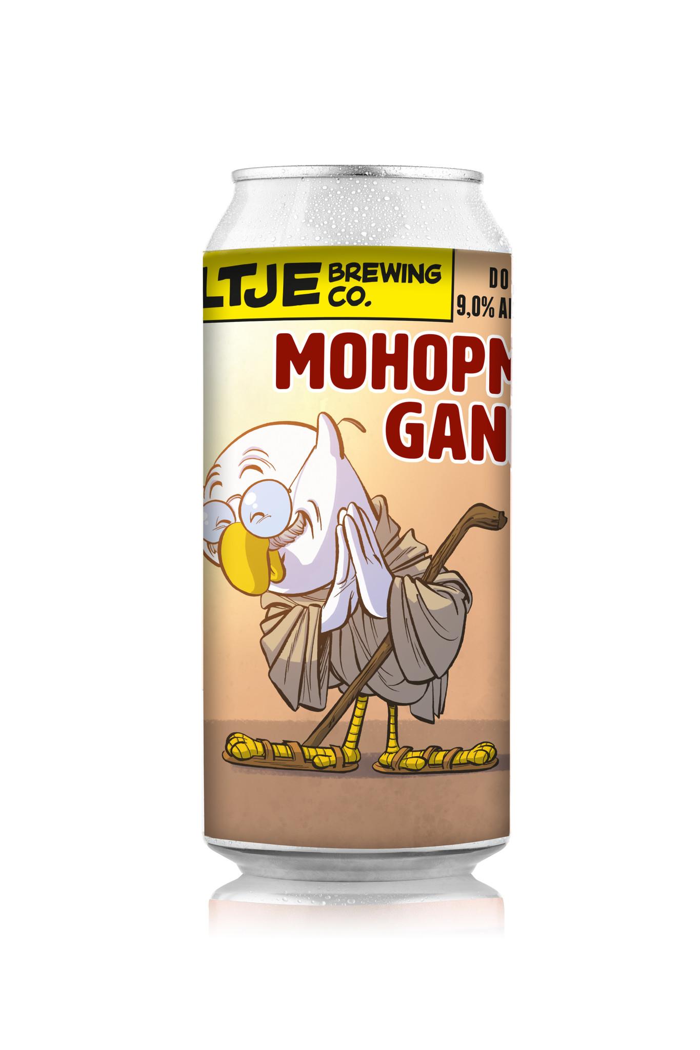 Uiltje- Mohopmed Gandhi-Blik