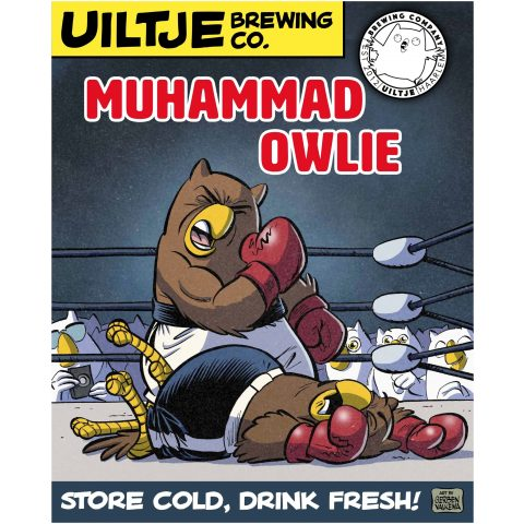 Uiltje- Muhammad Owlie- Poster