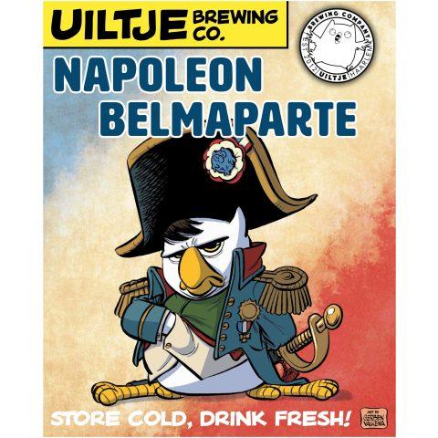 Uiltje- Napoleon Belmaparte- Poster