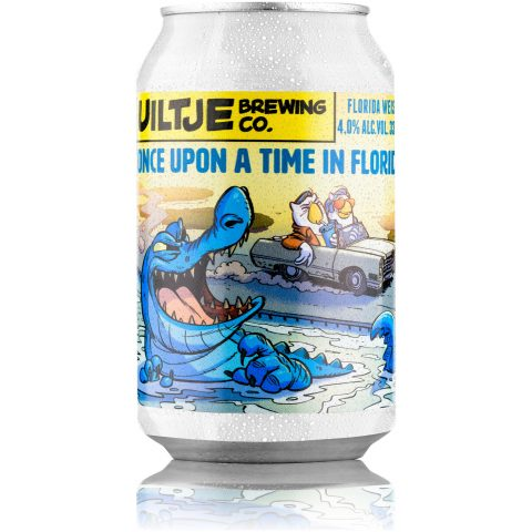 Uiltje- Once Upon A Time In Florida- Blik