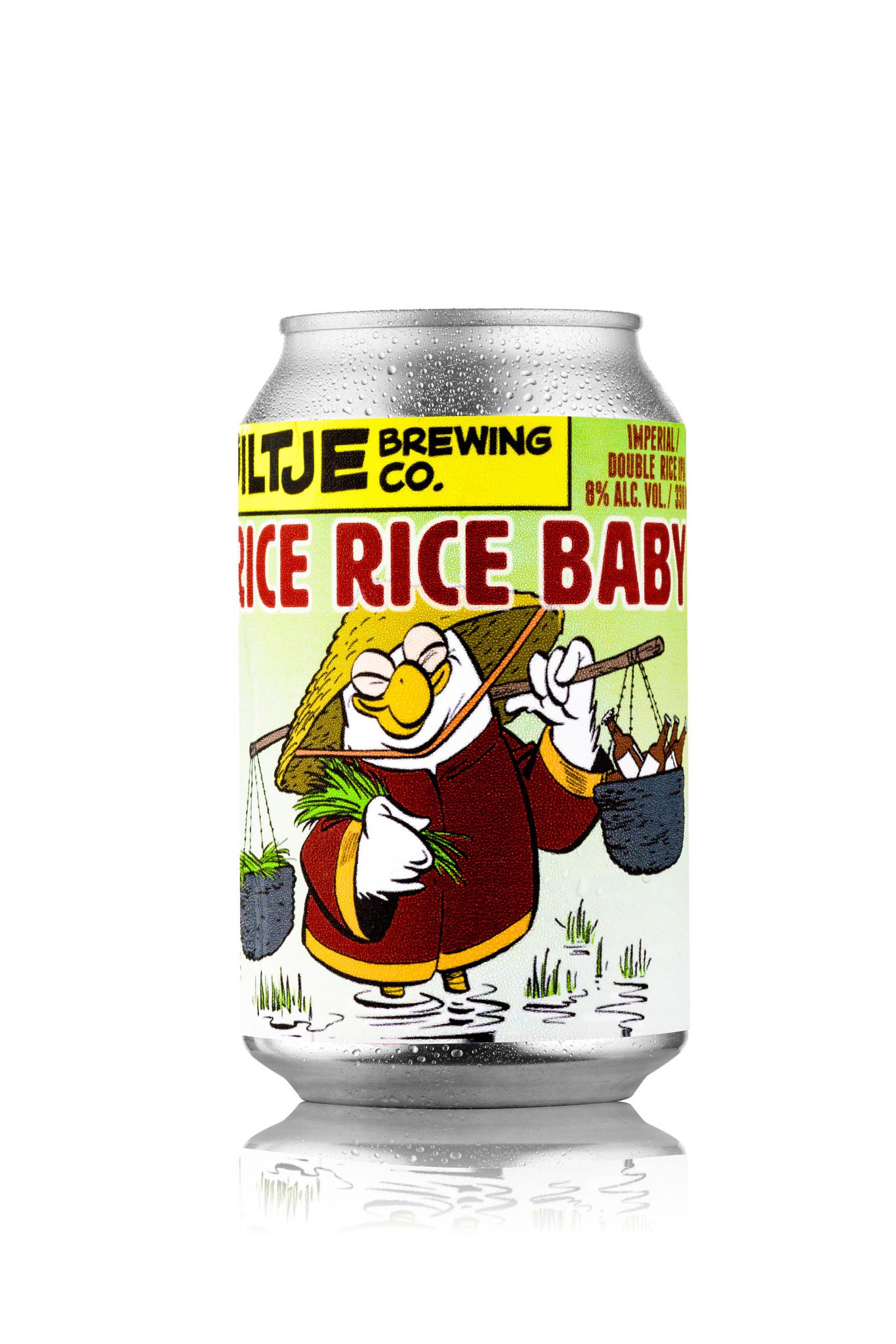 Uiltje- Rice Rice Baby- Blik