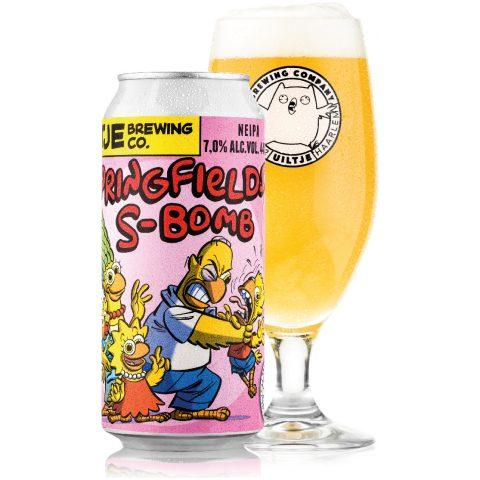 Uiltje- Springfield S-Bomb- Blik