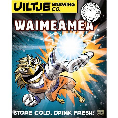 Uiltje- Waimeamea- Poster