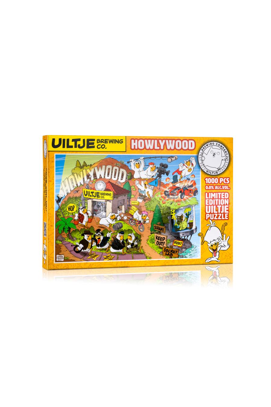 Uiltje- Puzzel