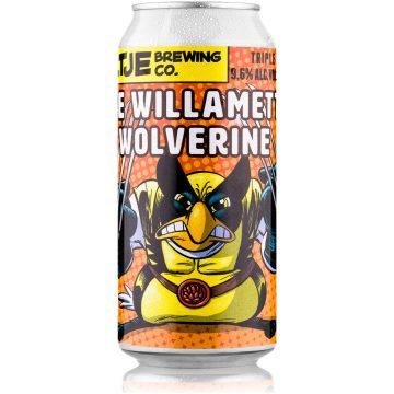 Uiltje- The Willamette Wolverine- Blik