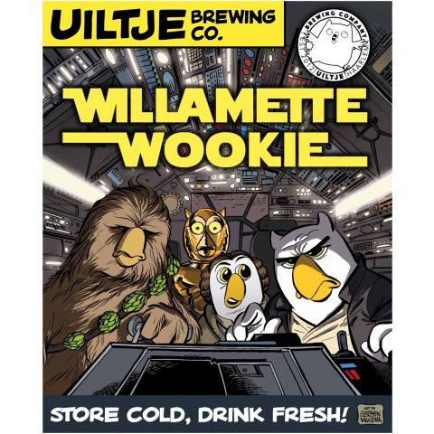 Uiltje- Willamette Wookie