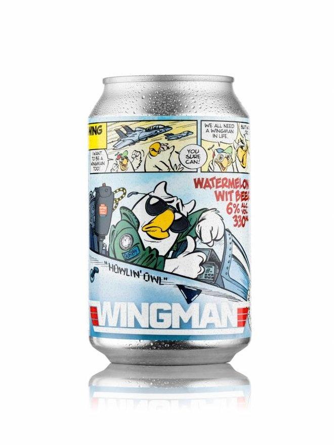 Uiltje- Wingman- Blik