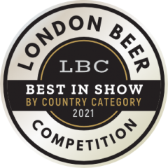 London Beer Competition 2021 Best In Show