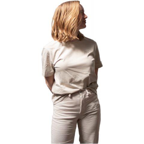 Uiltje- Shirt Beige
