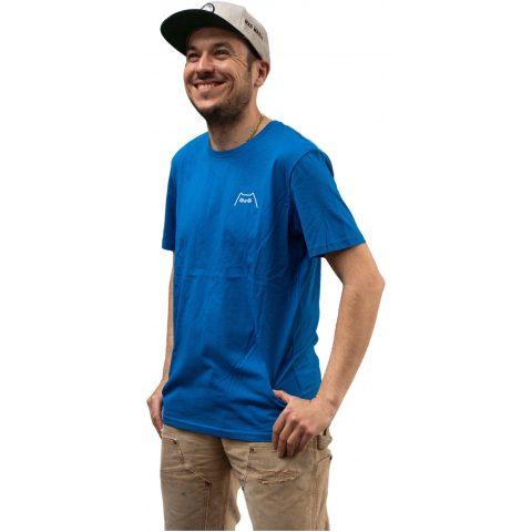 Uiltje- Shirt Blauw