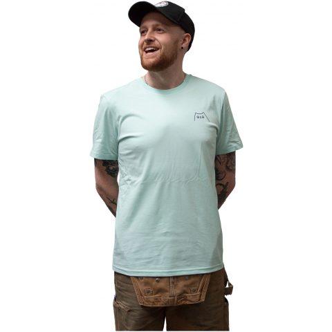 Uiltje- Shirt Licht blauw