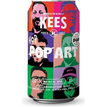 Uiltje x Kees Collab- Hop Art- blik
