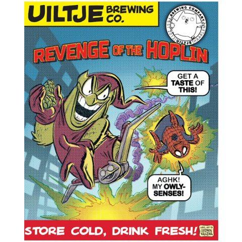 Uiltje- Revenge of the Hoplin- Poster